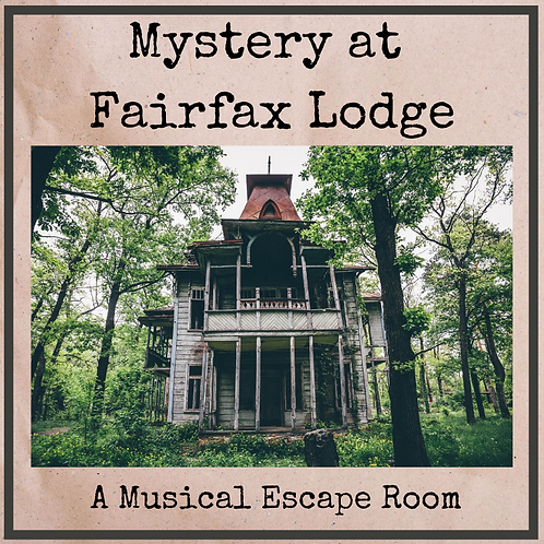 Mystery at Fairfax Lodge
