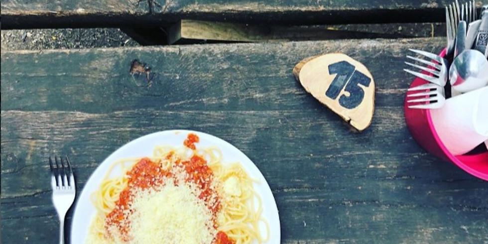Spaghettiessen