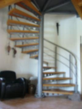 Wohnhaustreppe