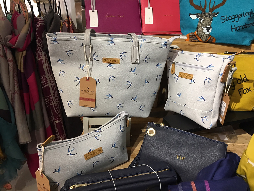 Swallows Bags