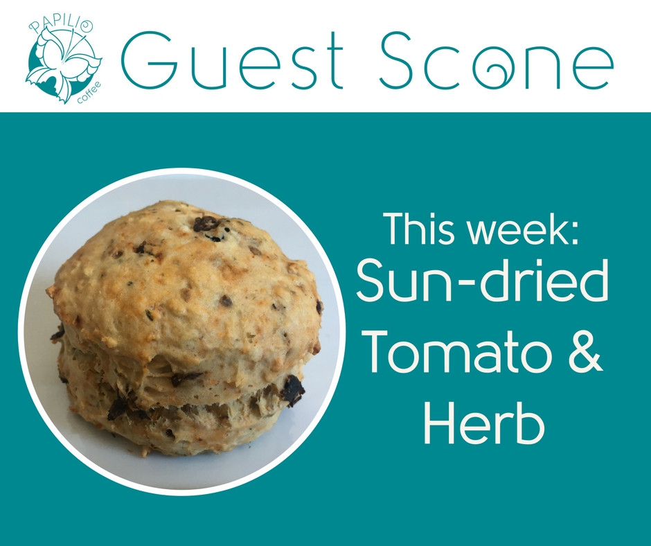Sun-dried Tomato & herb