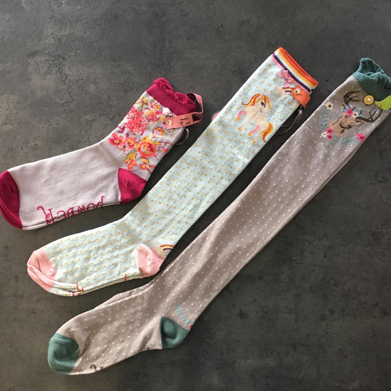 Powder Sock Comparison