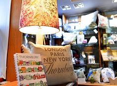 Voyage Maison Lamp and Thornbury Cushion