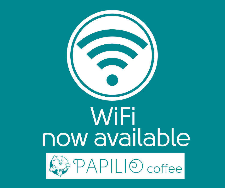 WiFi now available