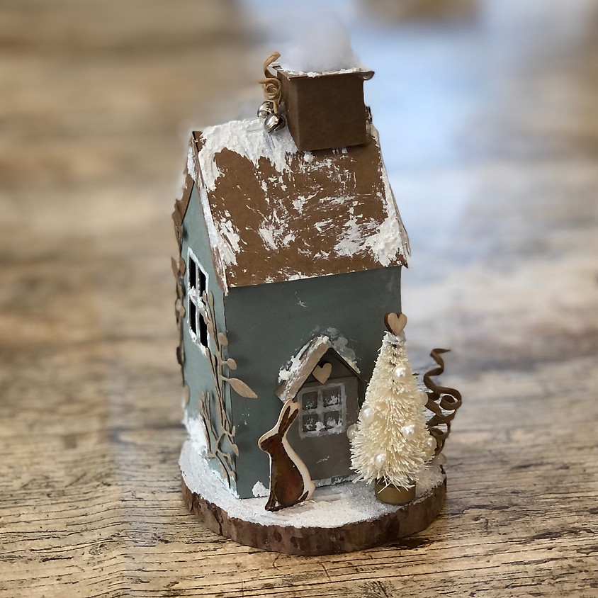 Glitter House Workshop with Lorna Page