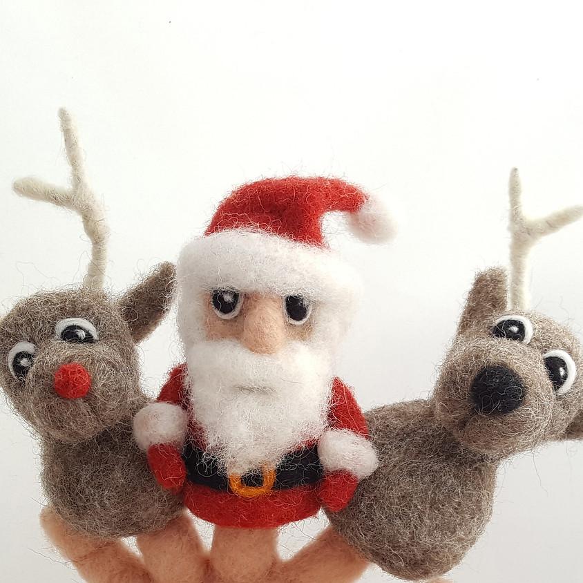 Needlefelt Christmas Workshop