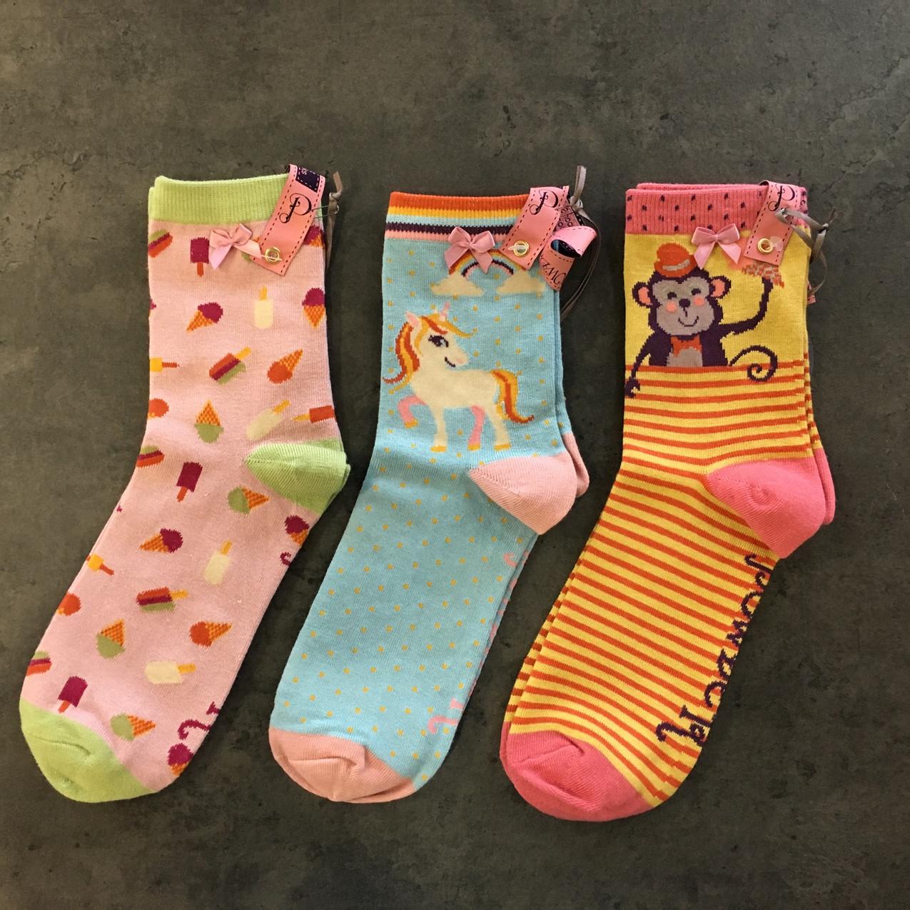 Powder Ankle Socks 1