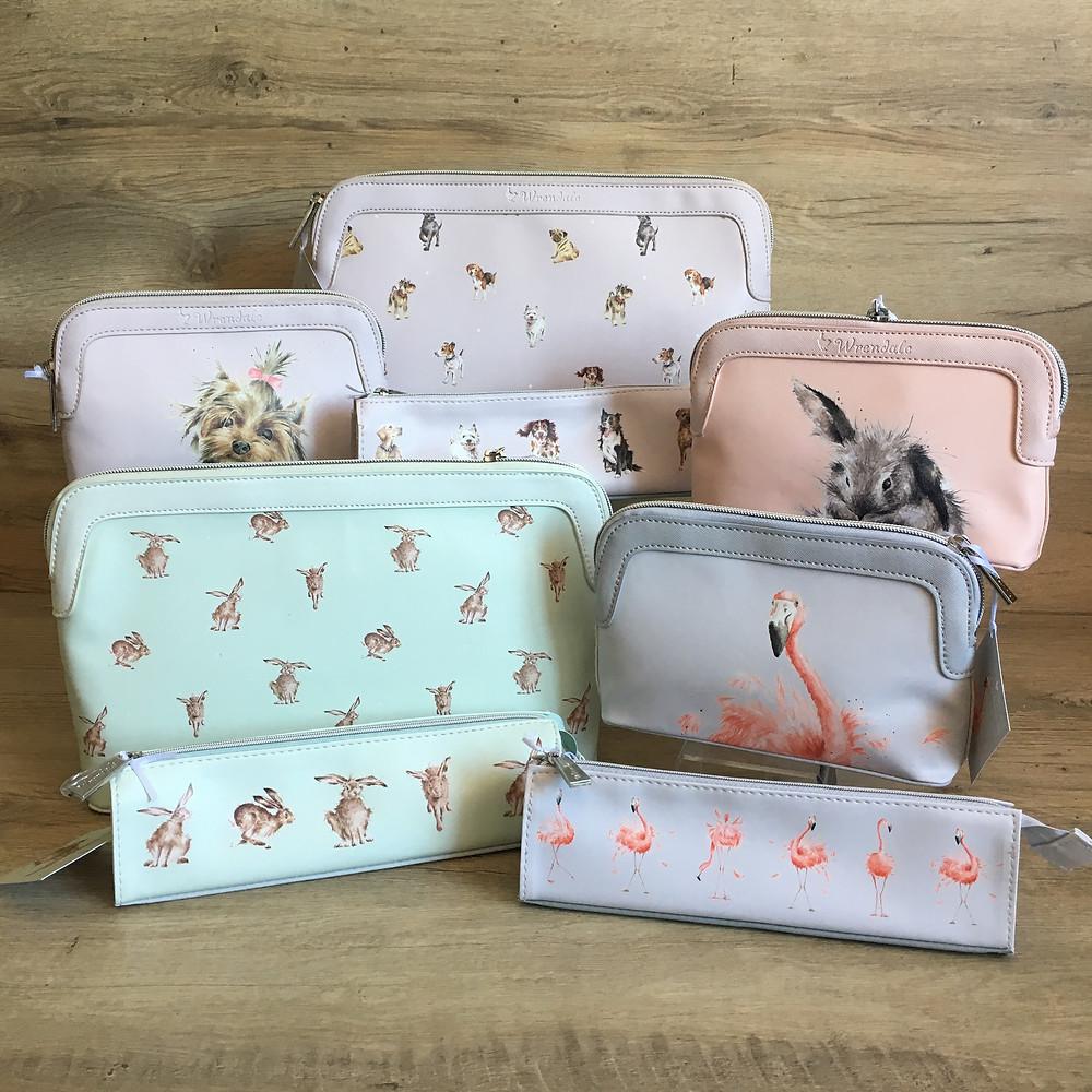 Wrendale Designs Cosmetic Bags