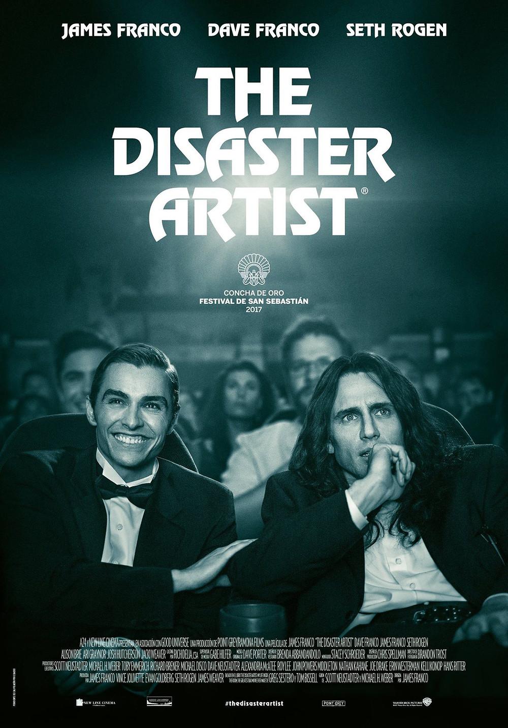 Ciclo: !Por fin comedia¡...The disaster artist