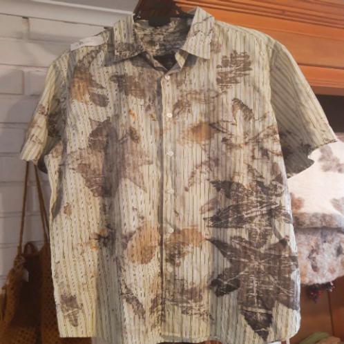 Camisa Eco Rayada