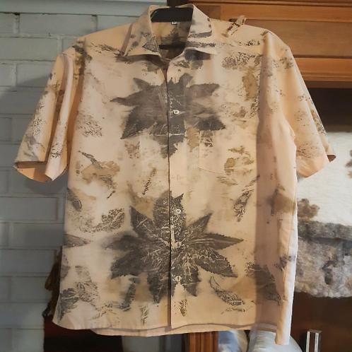 Camisa Eco Damasco