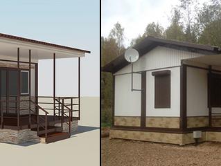 Мобильный дом — модульное быстровозводимое здание по передовым технологиям!