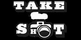 Take the shot white lestclear background