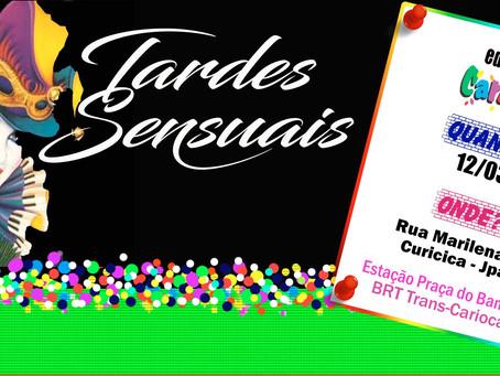 12/03 - Tardes Sensuais/RJ - edição de carnaval