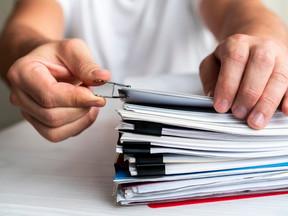 Saiba quais documentos devem ser enviados para a contabilidade
