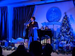 One-Woman Christmas Cabaret