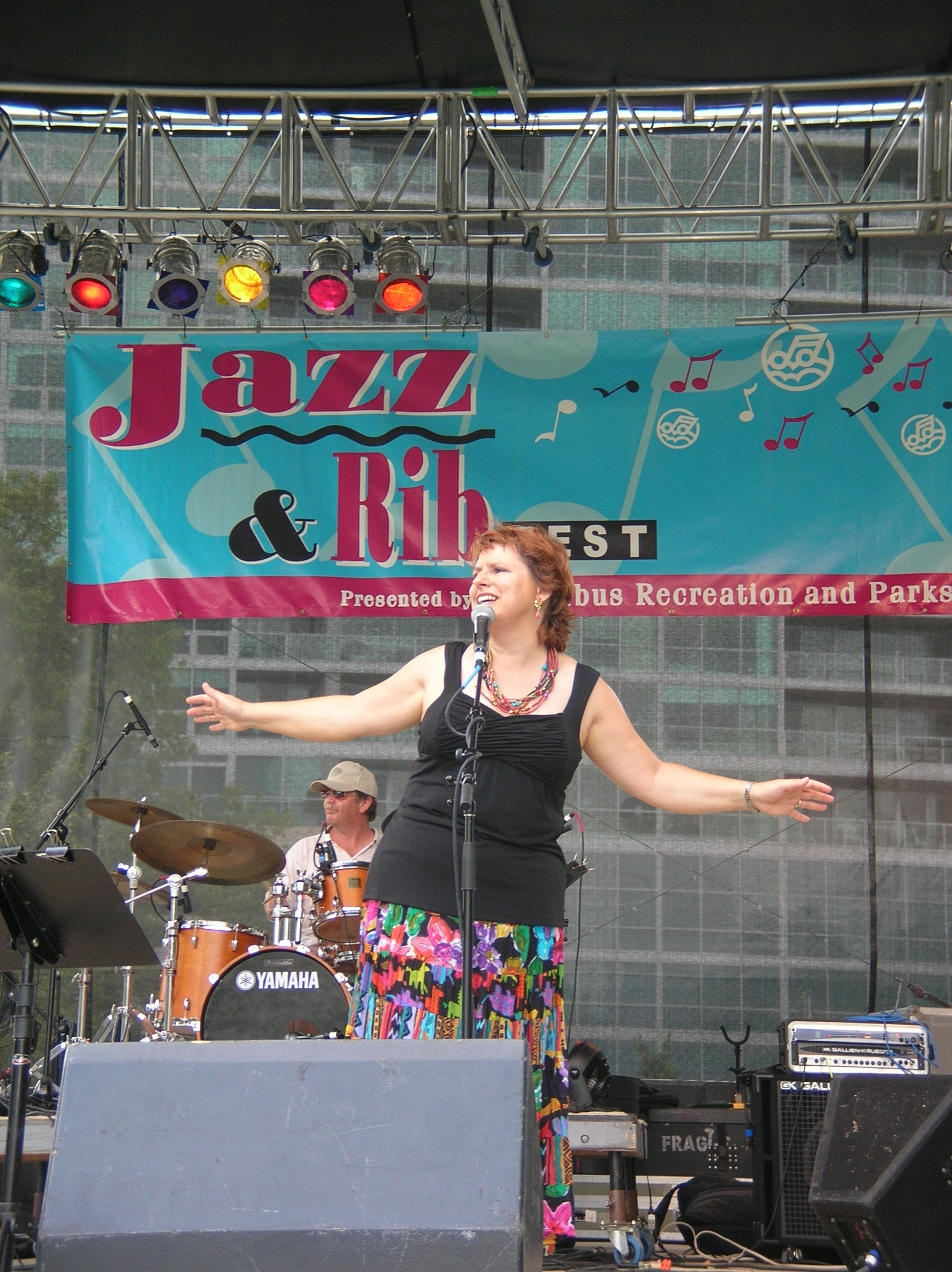 Columbus Jazz and Ribs Festival