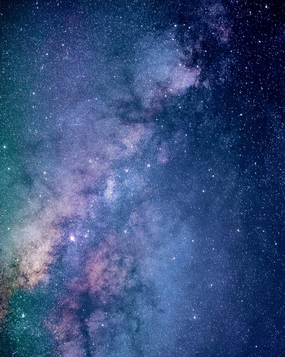 starlit galaxy