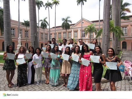 Ser Cidadão realiza formatura de mais de 100 alunos em cursos profissionalizantes gratuitos