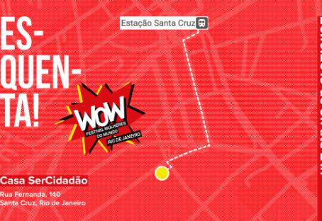 A SerCidadão vai receber o 5° encontro do Esquenta WOW em 2019