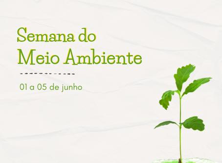 #SerCidadãoOnline - Semana Meio Ambiente
