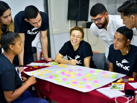 Conexão Jovem propõe criação de projetos inovadores para Santa Cruz