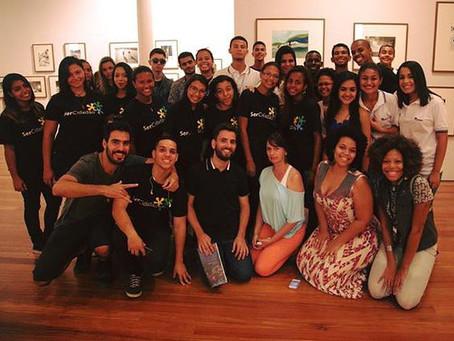 Um dia no Mar - Museu de Arte do Rio