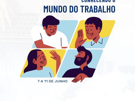 Conhecendo o Mundo do Trabalho: O poder da aprendizagem na vida dos jovens de periferia.