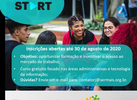 Projeto Start Gerdau está com inscrições abertas no Rio de Janeiro
