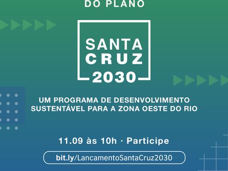 LANÇAMENTO PLANO SANTA CRUZ 2030