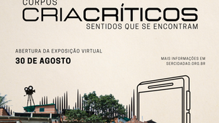 A SerCidadão abre ao público a Exposição Corpos CriaCríticos - Sentidos que se encontram