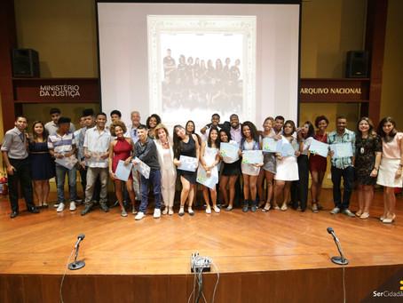 Galeria de fotos: formatura Centro (27.07)