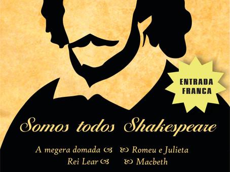 Somos todos Shakespeare