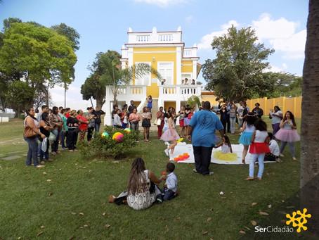 Sábado de Cultura e Arte na SerCidadão