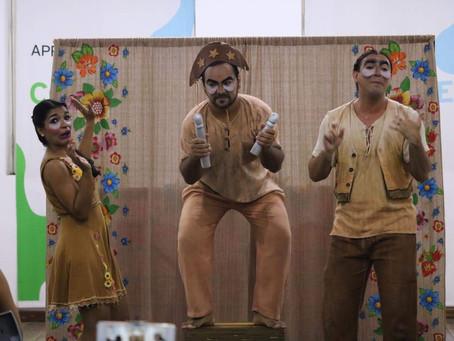 7Phocus apresenta o espetáculo 'O Auto da Camisinha' na SerCidadão