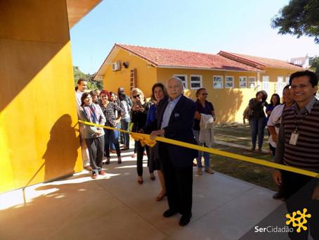 Novo espaço de encontro e aprendizado: SerCidadão inaugura salas de atividades