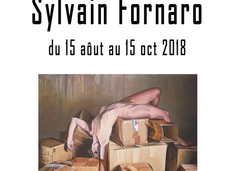 exposition Sylvain Fornaro