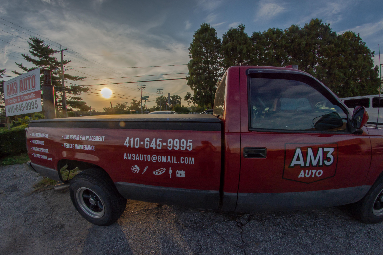 AM3 Alans Truck