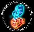 Petersfield Performing Arts Federation Logo PPAF.org.uk