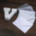 Дизайнерские конверты для полиграфии от Vidi Design фото