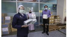 Bina Darulaman donates medical equipment to Sultanah Bahiyah Hospital| NEW STRAITS TIMES | 2 JUNE 21