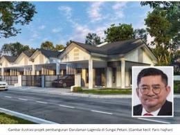 Darulaman Lagenda tawar rumah mampu milik di Sungai Petani   SINAR HARIAN   30/9/2021