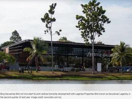 Darulaman Lagenda, an RM550 million township in Kedah, is set to begin construction next year