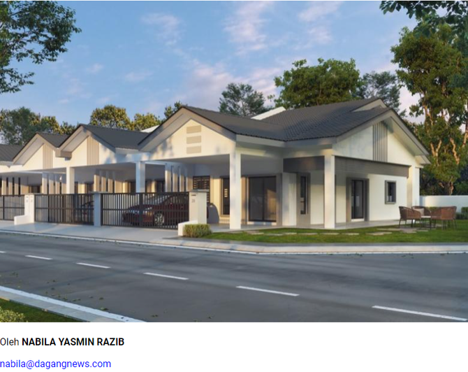 Kumpulan BDB bangunkan projek Darulaman Lagenda dengan GDV RM550 juta | DAGANG NEWS | 30/9/2021