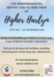 Higher Harlyn 2020