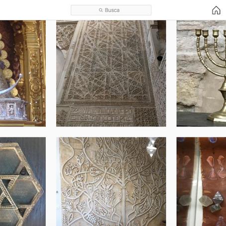 Nueva cuenta de Instagram sobre arqueología y simbolismo