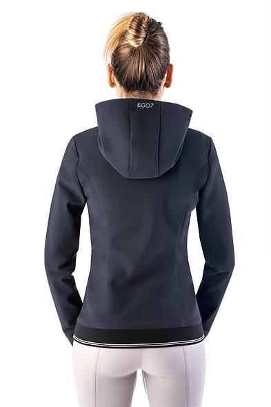 Ladie's hoodie jacket