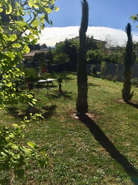 jardin villa ELias, la Baule