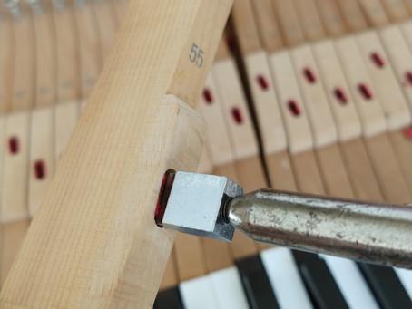 ピアノの修理