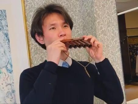 パパゲーノの笛!